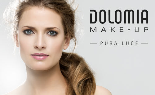linea Dolomia make-up
