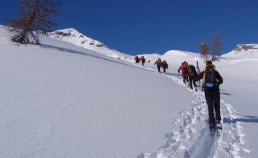 Nello zaino dell'alpinista