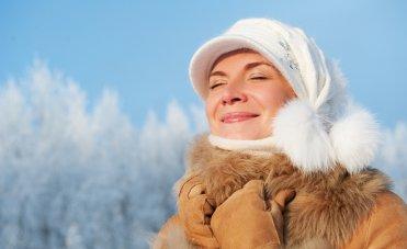 Protezione solare anche d'inverno