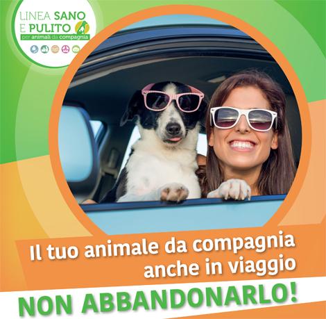 Campagna Rete contro l'abbandono degli animali