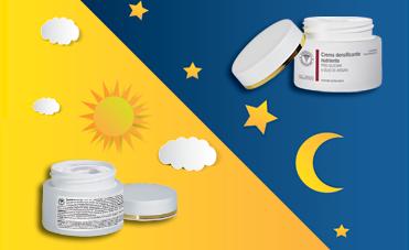 crema giorno e crema notte: perché usarle entrambre