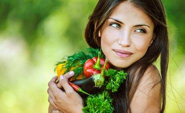 digerire bene con frutta, verdura, enzimi