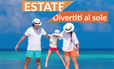 Estate divertiti al sole