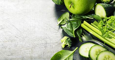 frutta e verdura dietetica antiaging