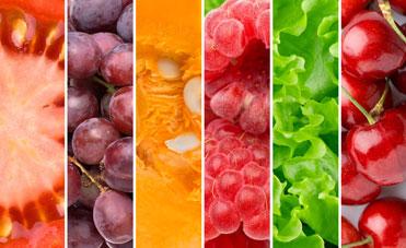 Frutta, verdura e alimenti che causano intolleranze alimentari