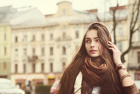 inquinamento danneggia pelle