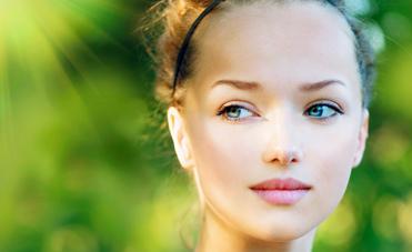 pelle rinnovata, luminosa e sana