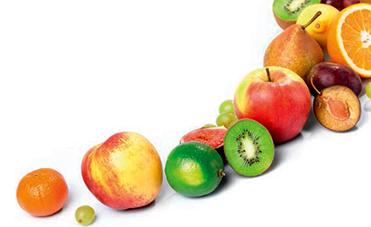Frutti ricchi di vitamine