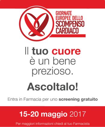 Giornate europee dello scompenso cardiaco 2017