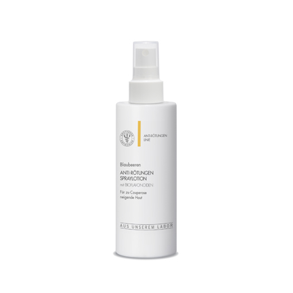Blaubeeren ANTI-RÖTUNGEN SPRAYLOTION
