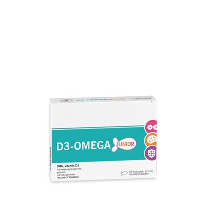 D3-OMEGA junior Apotheker & Entwickler