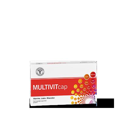 Apotheker & Entwickler MULTIVITcap