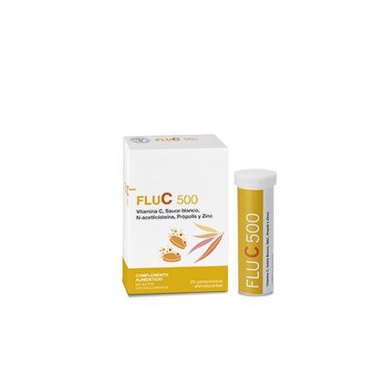 FLUC 500 Farmacéuticos Formuladores