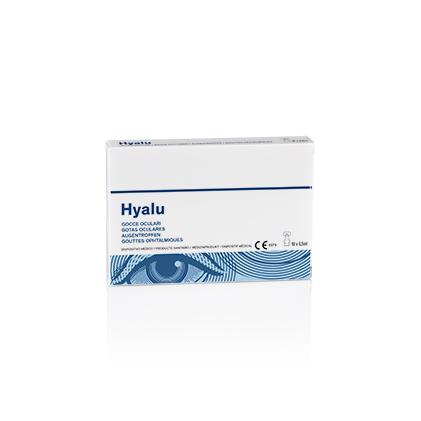 Hyalu Gotas Oculares Farmacéuticos Formuladores