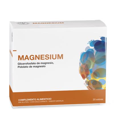 MAGNESIUM Farmacéuticos Formuladores