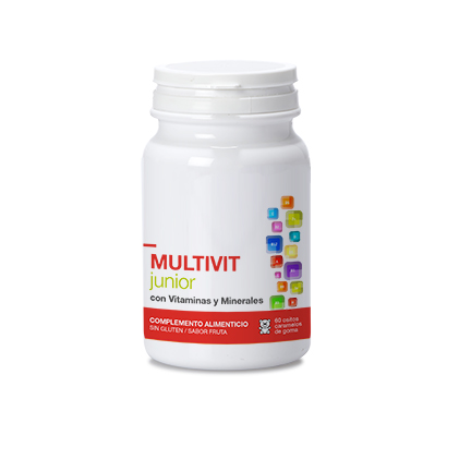 MULTIVIT junior Farmacéuticos Formuladores