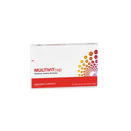 MULTIVITcap Farmacéuticos Formuladores