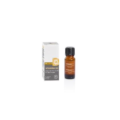 Vitamina D3 Farmacéuticos Formuladores