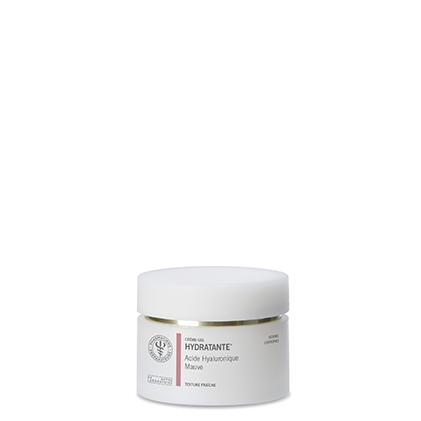 Crème-Gel Hydratante Acide Hyaluronique et Hydrosomes de Mauve