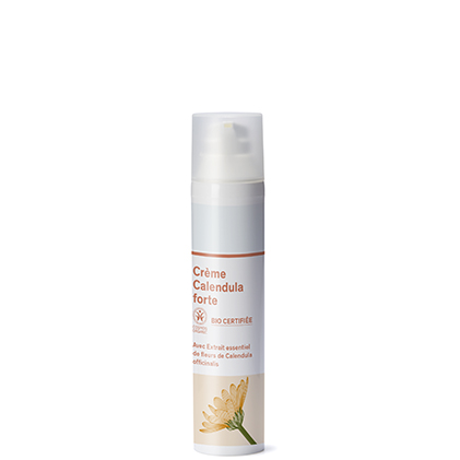 Crème Calendula BIO certifiée