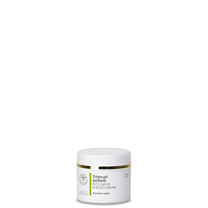 Crème gel purifiante