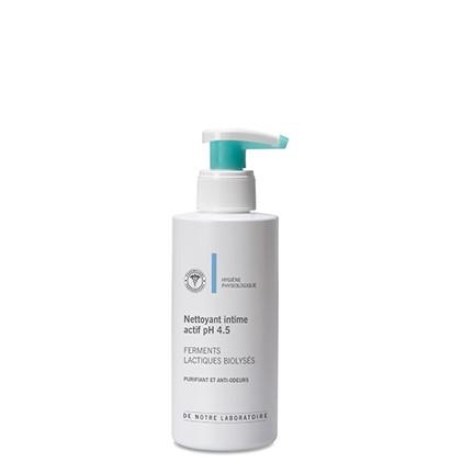 Nettoyant intime actif pH 4.5 FERMENTS LACTIQUES BIOLYSÉS