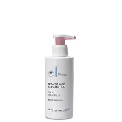 Nettoyant intime apaisant pH 6.5 MAUVE et BISABOLOL