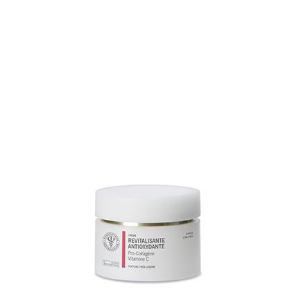 Crème Revitalisante Antioxidante Pro-Collagène et Vitamine C