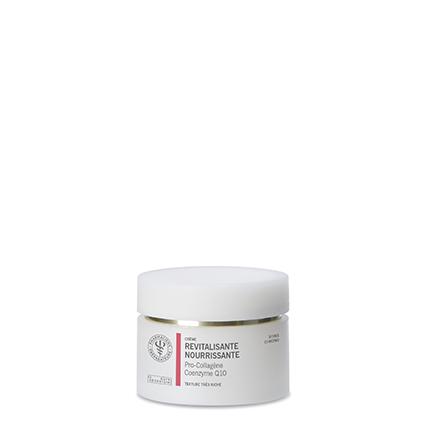 Crème Revitalisante Nourissante Pro-Collagène et Coenzyme Q10