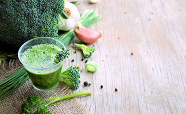 verdure, broccoli aglio e cipolla aiutano il benessere in inverno