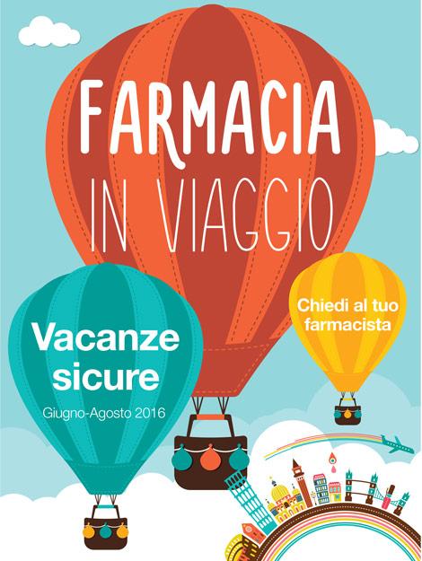 farmacia in viaggio: consigli per vacanze all'estero sicure